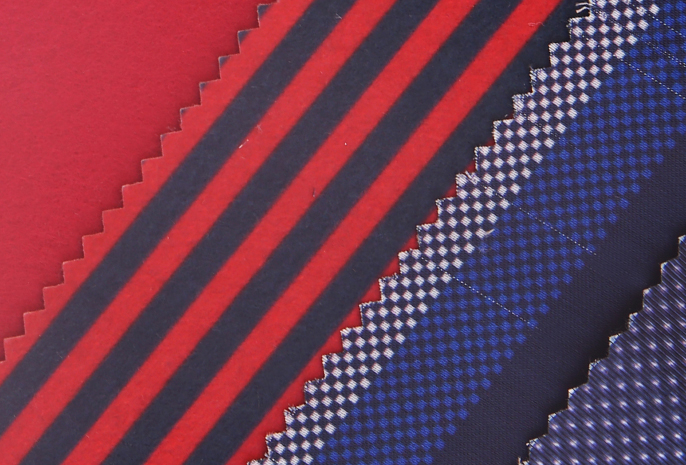 Sublimated, Felt and Tie